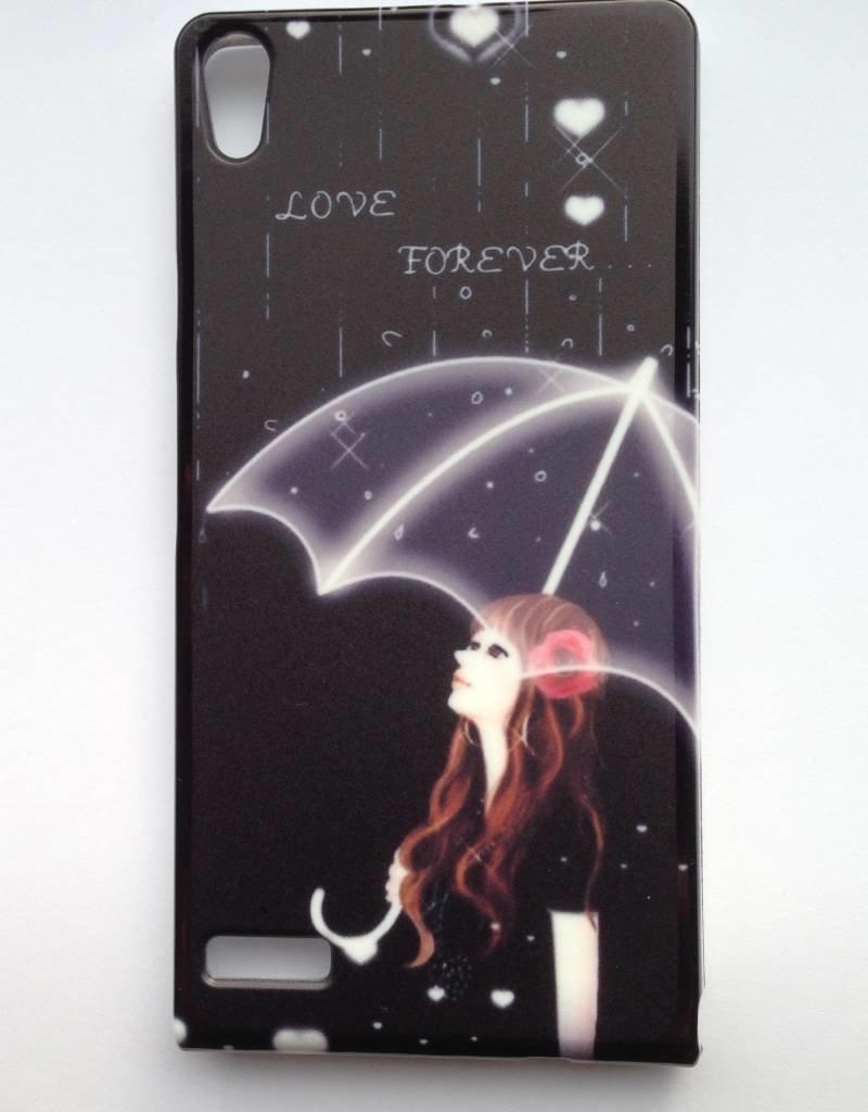 Huawei Ascend P6 hoesje