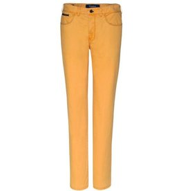 Yellow cotton Summer Jean