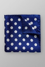 Eton Bold Spot Pocket Square