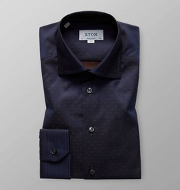 Eton Satin Textured Herringbone Twill