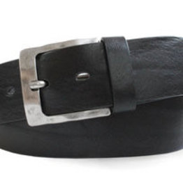 Robert Charles Black Jean Belt