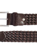 Robert Charles Brown Fabric belt