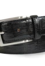 Robert Charles Black Crocodile Leather