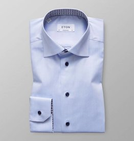 Eton Contemporary Twill with Medallion trim