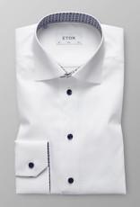 Eton Contemporary Twill with Medallion trim