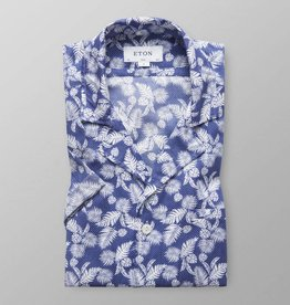 Eton Flower resort shirt