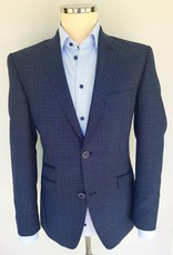 Roy Robson Robson Pure wool Blue Checked Jacket