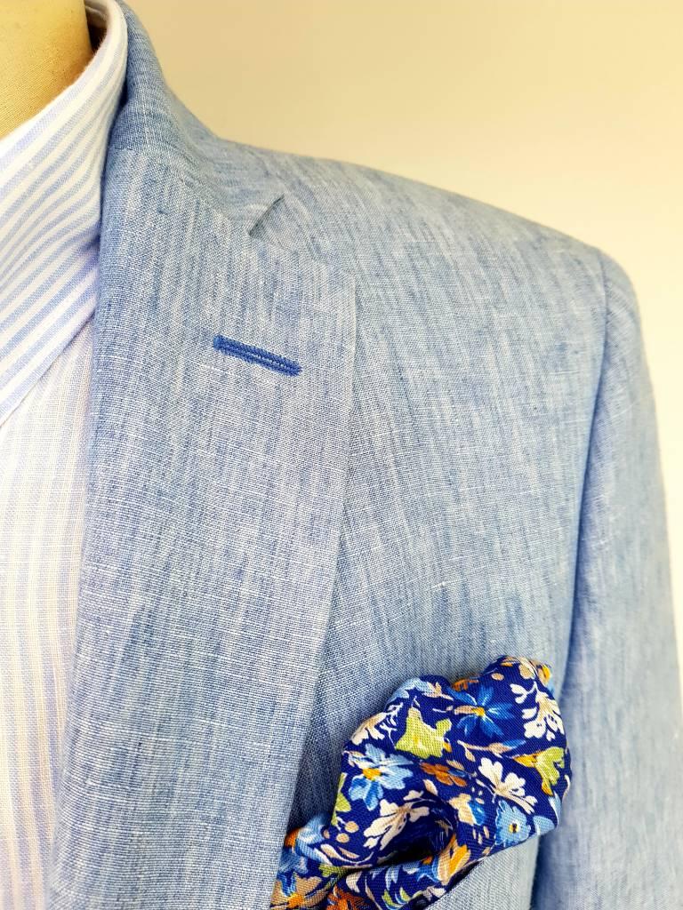Torre Angelico Pure Linen Suit