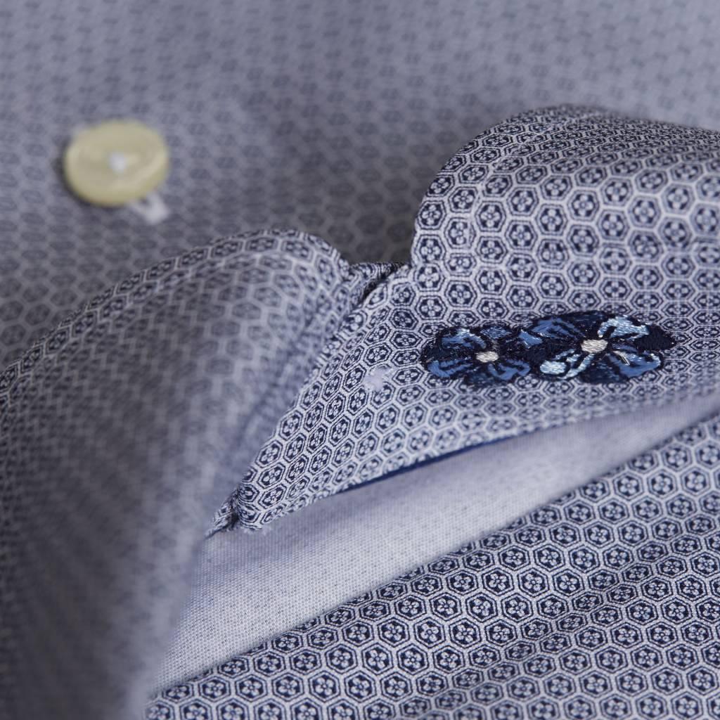Eton tiny blue tapestry