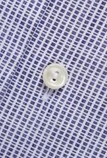 Eton blue satin pin square