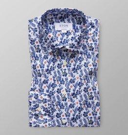 Eton Pale blue Floral print