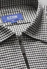 Eton Check Zipper