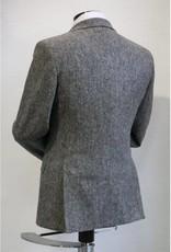 Torre Grey Donegal tweed jacket