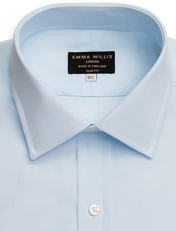 Emma Willis Ice Blue Superior Cotton