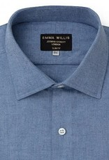 Emma Willis Sky Blue Brushed Cotton
