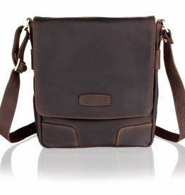 Woodland Leather Shoulder Bag