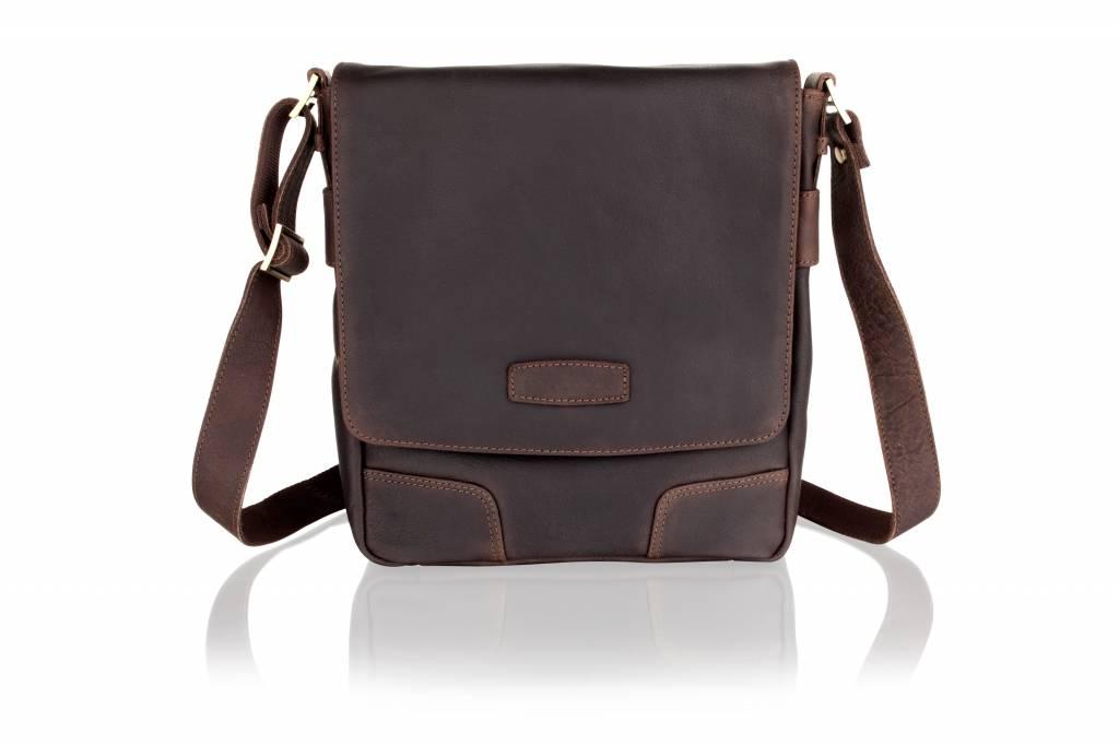 Woodland Leather Shoulder Bag