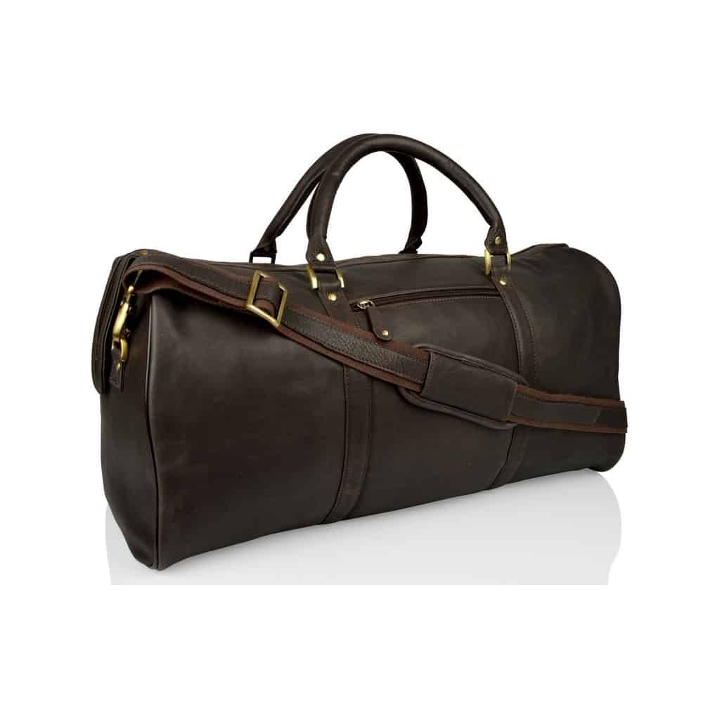 Woodland Leather Large Holdall bag