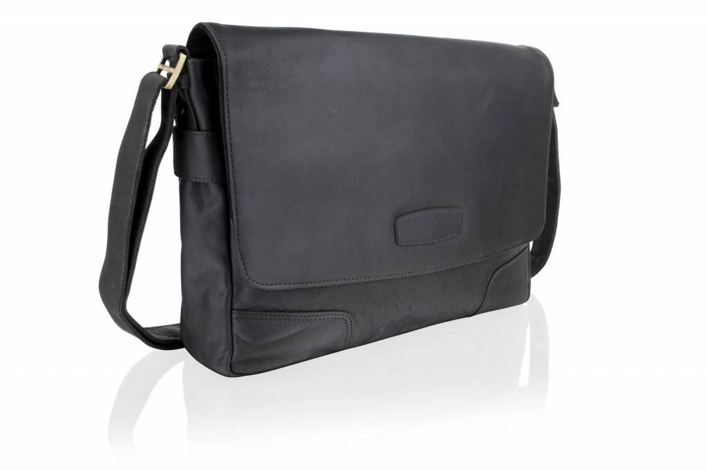 Woodland Leather Laptop Bag