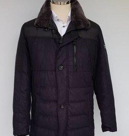 Bugatti Goose down grey coat