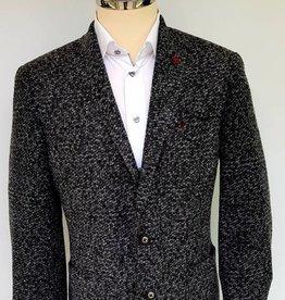 Roy Robson Charcoal  smart flex jacket