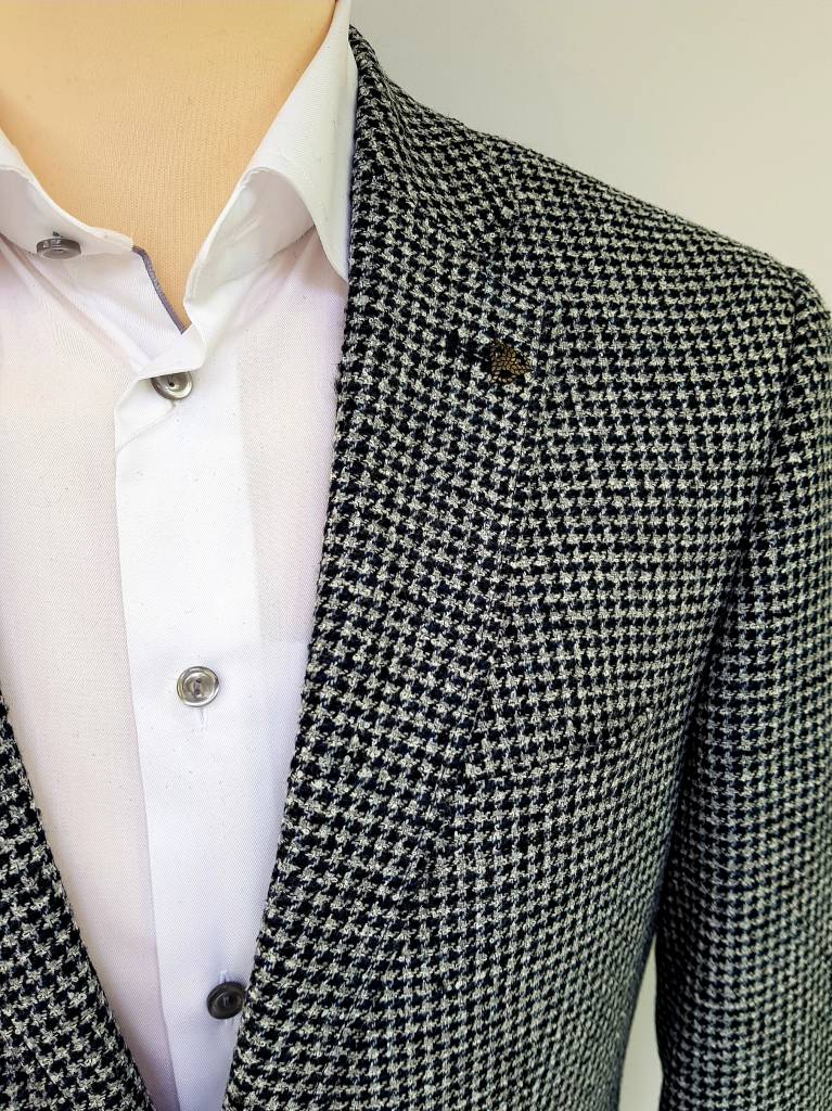 Roy Robson Wool Hounds tooth jacket