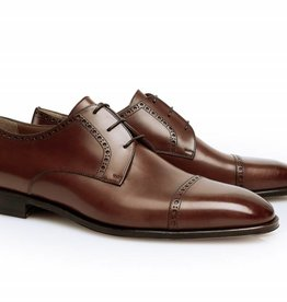 Stemar Perugia - Tan Cap toe Brogue