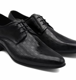 Lacuzzo Black Dress Shoe