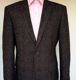 Roy Robson Wool/Silk blend Check Jacket