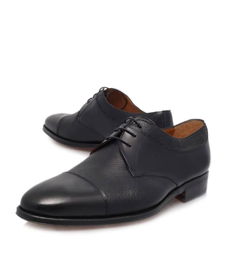 Stemar Cuneo- Smooth Toecap Derby Shoe