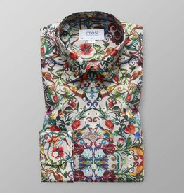 Eton Gol O Bolbol Print - Contemporary Fit