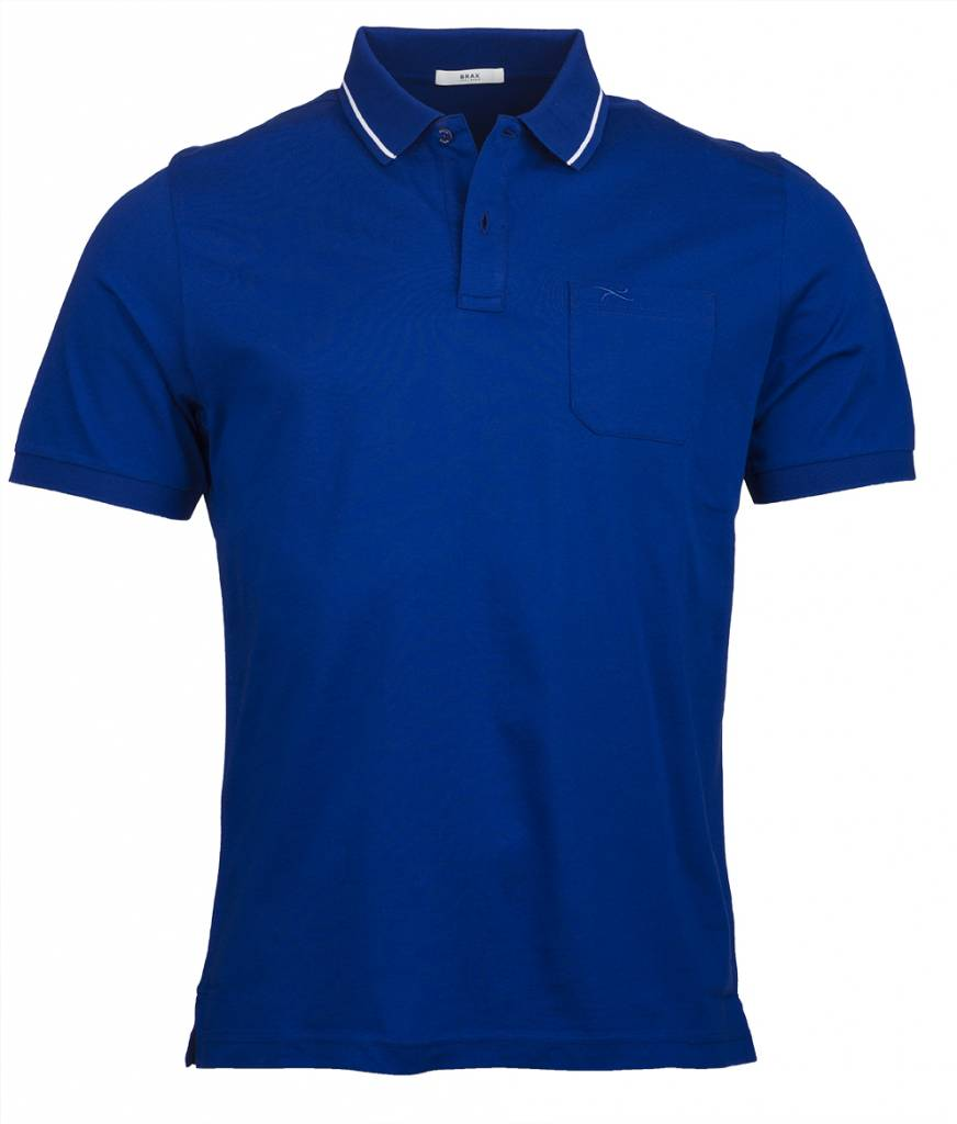 Brax Pure Cotton Polo Shirt