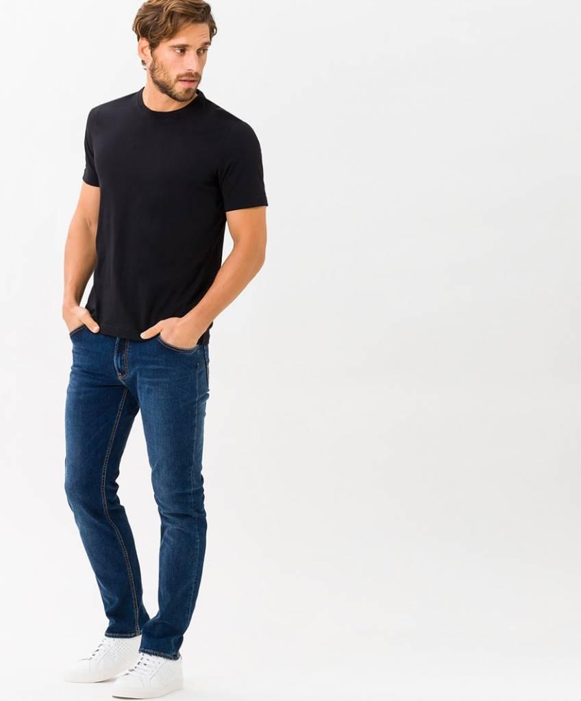 Brax Casual Black T-Shirt