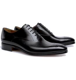 Stemar Siena Medallion Toe Oxford