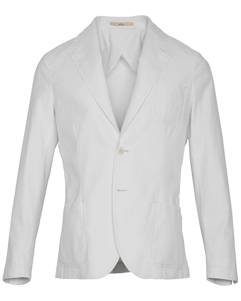 Bertoni of Denmark Karlsen - Casual Unlined linen Jacket