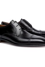 Stemar Perugia cap toe- Black