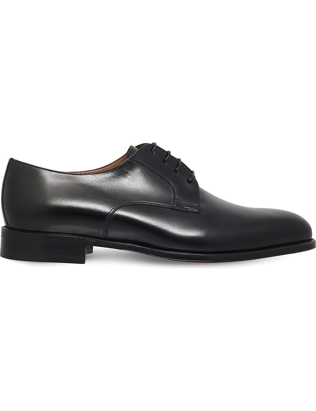 Stemar Lecco - Smooth Leather Derby shoe