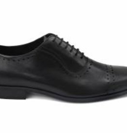 Lacuzzo black Lace Up shoe