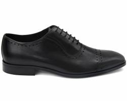 Lacuzzo Black Lace up