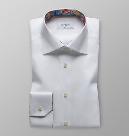 Eton Slim fit  Twill with Tennis Trim