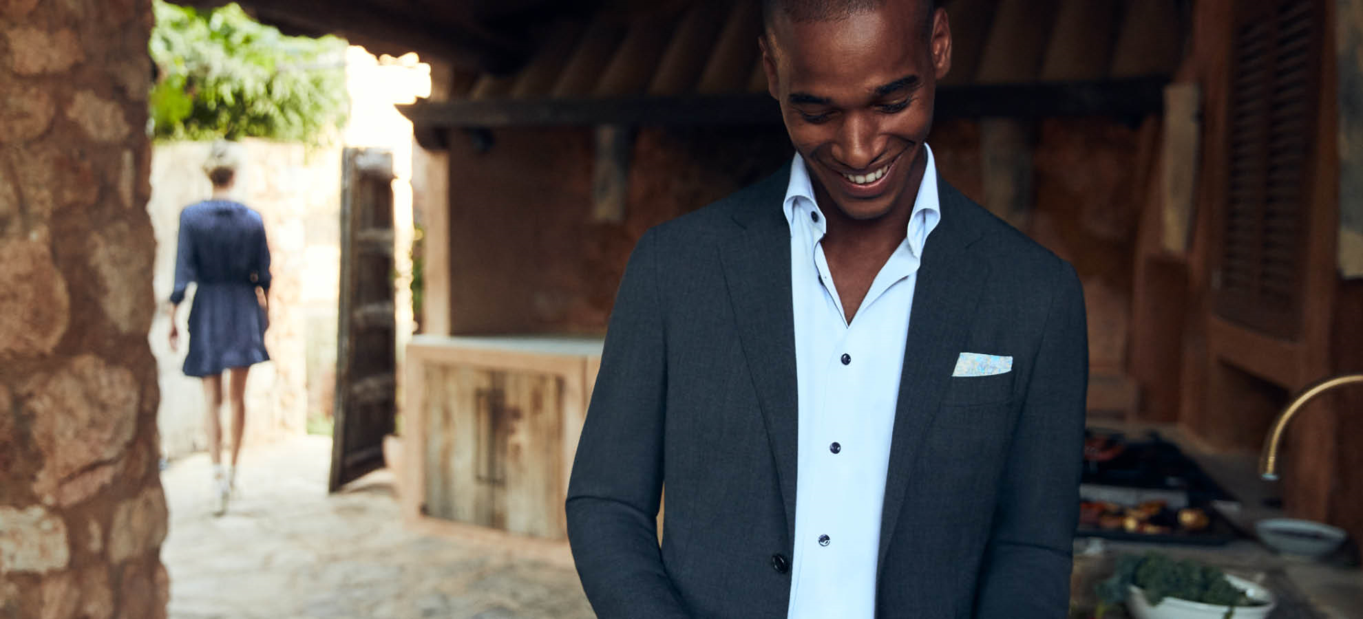 It's summer and we urge you to embrace Linen