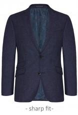Carl Gross Peak Lapel navy jacket
