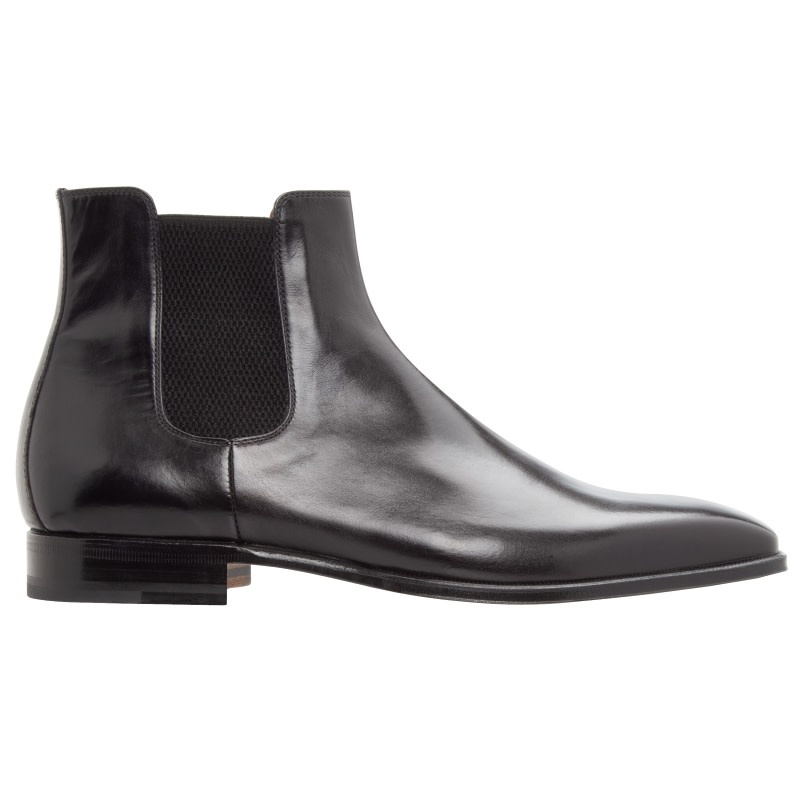 Stemar Calf Leather Chelsea Boot