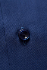 Eton Dark blue fern with blue button