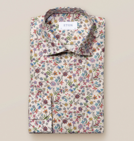 Eton Multi-coloured Daisy Print
