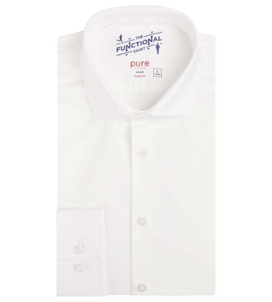 Slim fit Pure Functional Business Shirt