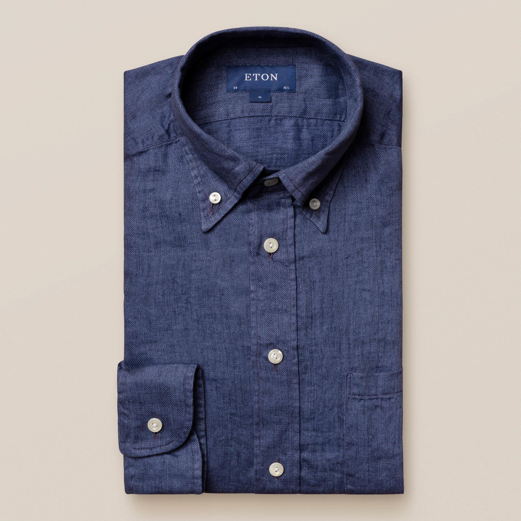 Eton Luxurious Rich Handle Linen