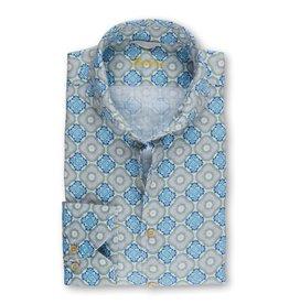 Stenstroms Graphic tile shirt