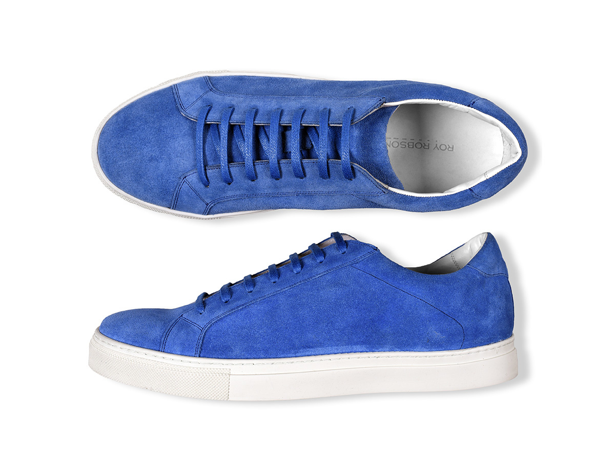 Roy Robson Suede Trainer