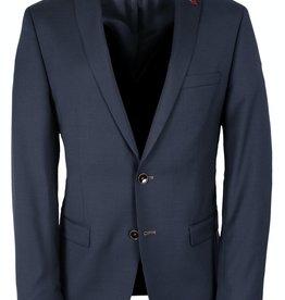 Roy Robson Super 100 Slim Fit Royal Blue